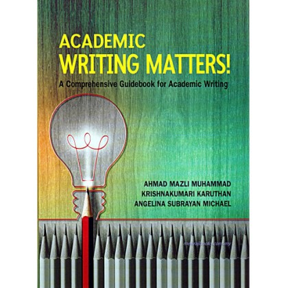 PPISMP GWCP1042 Academic Writing Matters: A Comprehensive Guidebook for Academic Writing